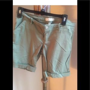 Hollister shorts size 7